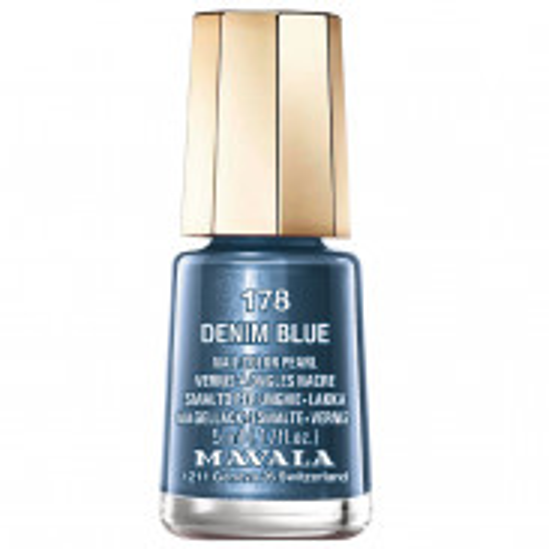 Mavala Nagellack Paradox Collection Denim Blue 5 ml