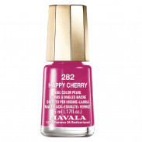Mavala Nagellack Jelly Effect Collection Happy Cherry 5 ml