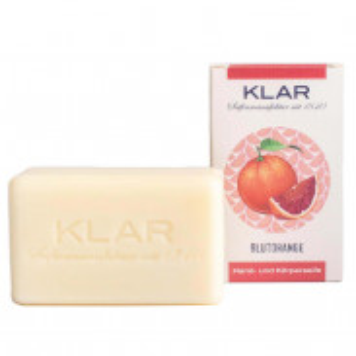 Klar's Blutorangenseife 100 g