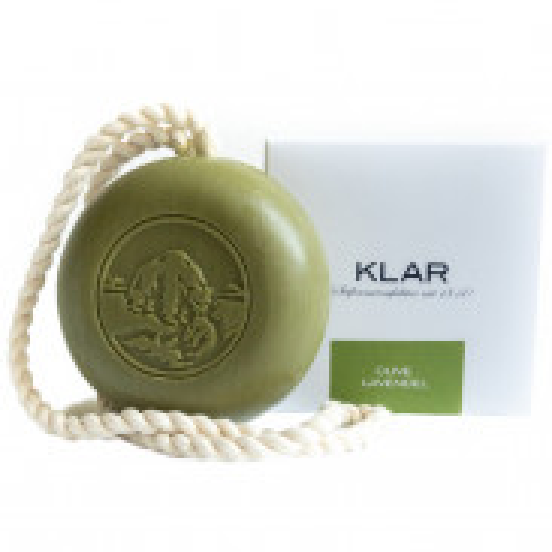 Klar's Haar- & Körperseife Olive und Lavendel 250 g