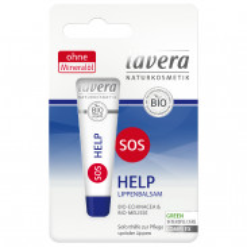 Lavera SOS Help Lippenbalsam 8 ml