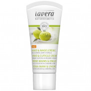 Lavera 2in1 Pflege Hand & Nagelcreme 20 ml