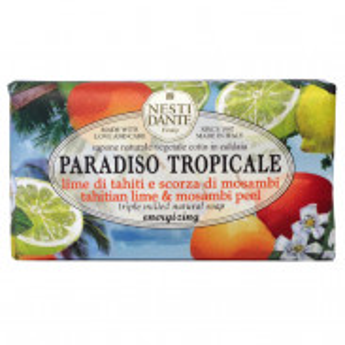 Nesti Dante Paradiso Tropicale Tahitian Lime & Mosambi Peel 250 g