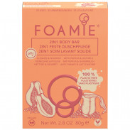 FOAMIE 2in1 Body Bar Oat to be smooth