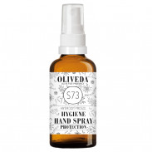 Oliveda Hand Hygiene Spray 50 ml