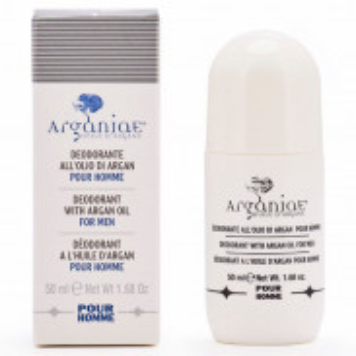 Arganiae Deodorant Roll-on mit Bio-Arganöl Pour Homme 50 ml