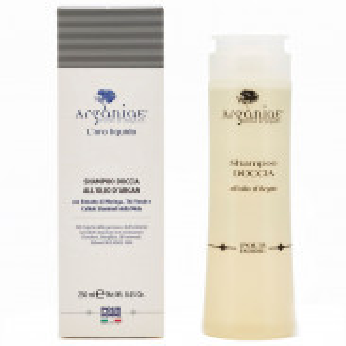 Arganiae Duschshampoo mit Bio-Arganöl Pour Homme 250 ml