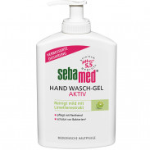 sebamed Hand Wasch-Gel Aktiv mit Spender 300 ml