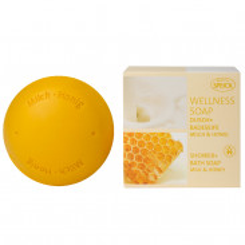SPEICK Wellness Soap BDIH Milch + Honig 200 g
