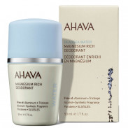 AHAVA Magnesium Rich Deodorant Women 50 ml