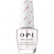 OPI Nail Lacquer Brilliant Top Coat 15 ml