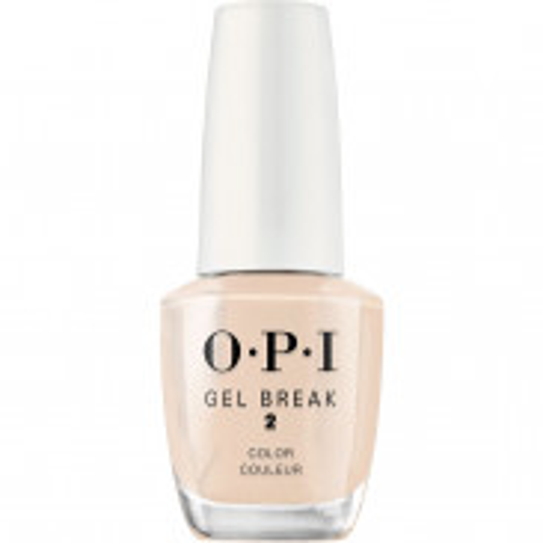 OPI Gel Break Lacquer Barely Beige 15 ml