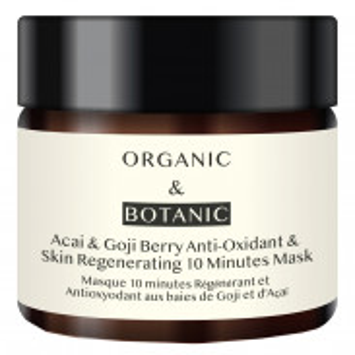 Organic&Botanic Acai & Goji Face Mask 50 ml