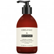 Organic&Botanic Cellulite Toning Body Lotion 200 ml