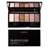 Korres The Absolute Nudes Lidschatten Palette