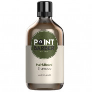 POINT BARBER Hair & Beard Shampoo 300 ml