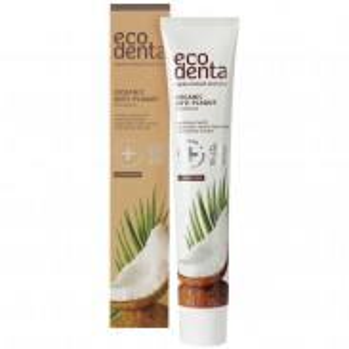 Ecodenta Zahnpasta Organic Anti-Plaque 75 ml