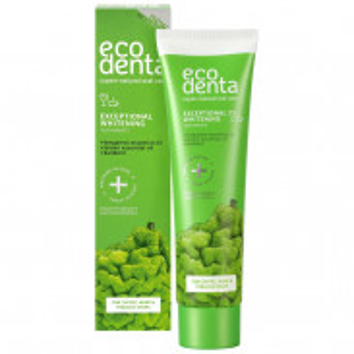 Ecodenta Exceptional Whitening Zahnpasta 100 ml