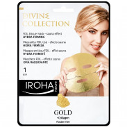 Iroha Divine Collection Gold Facemask