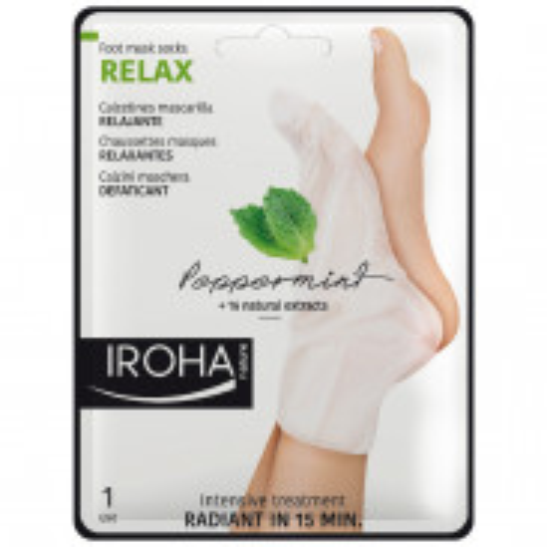 Iroha Relax Socks Peppermint