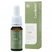 CannRelief Protect Plus 5% 10 ml