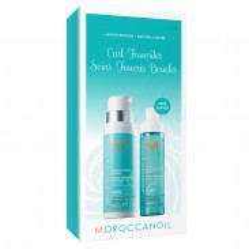 Moroccanoil Curl Favorites Set