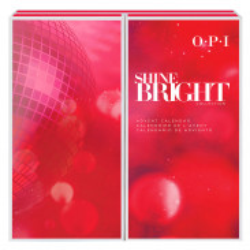 OPI Shine Bright Collection Adventskalender