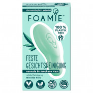 FOAMIE Feste Gesichtsreinigung Aloe You Vera Much 60 g