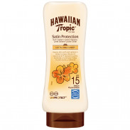 Hawaiian Tropic Satin Protection Sun Lotion (SPF15) 180 ml