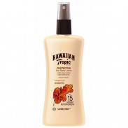 Hawaiian Tropic Satin Protection Sun Spray Lotion (SPF15) 200 ml