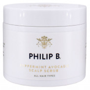 Philip B. Peppermint Avocado Scalp Scrub 236 ml