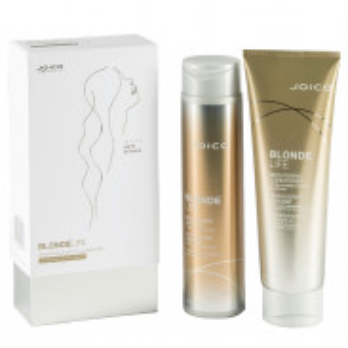 Joico Blonde Life Geschenkset Shampoo & Conditioner