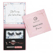 NICLAY MagneticLiner Lashes Set Premium
