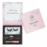 NICLAY MagneticLiner Lashes Set Elite