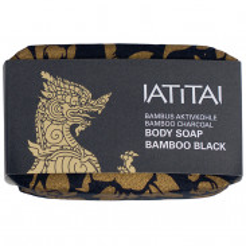 IATITAI MEN Körperseife Bamboo Black 100 g