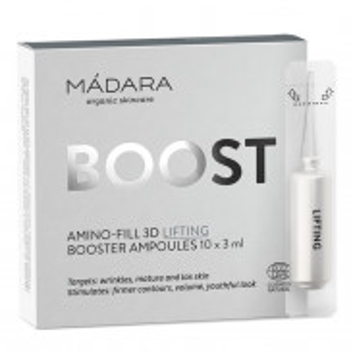 MÁDARA Amino-Fill 3D Lifting Ampullen 10x3 ml