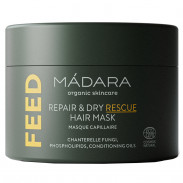 MÁDARA Feed Repair & Dry Rescue Haarmaske 180 ml