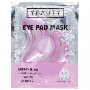 YEAUTY Energy Elixir Eye Pad Mask 2er