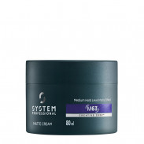 System Professional LipidCode M63 Man Matte Cream 80 ml