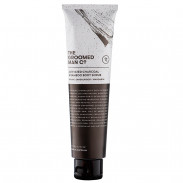 The Groomed Man Activated Charcoal Body Scrub 170 ml