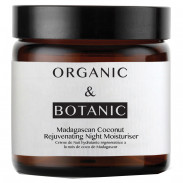 Organic&Botanic Madagascan Coconut Rejuvenating Night Moisturiser 50 ml
