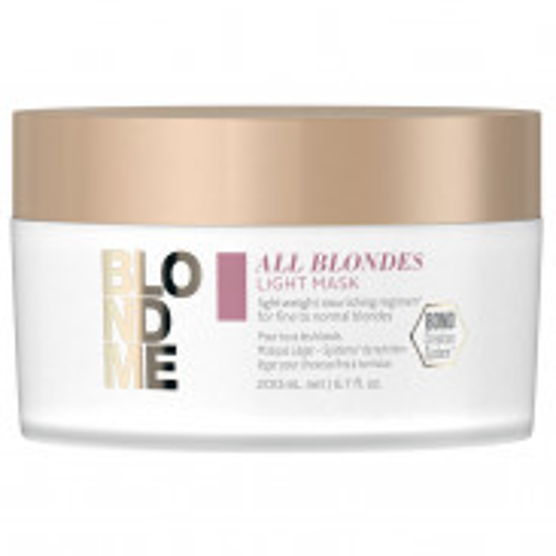 Schwarzkopf Blondme All Blondes Light Mask 200 ml