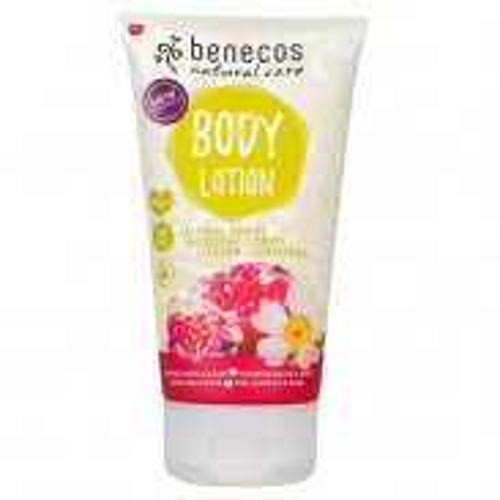 Benecos Natural Bodylotion Granatapfel & Rose 150 ml
