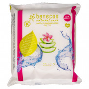 Benecos Natural Happy Cleansing Wipes 25 Tücher