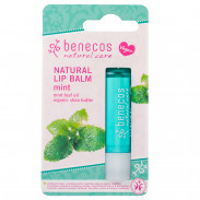 Benecos Natural Lip Balm Minze 4,7 g