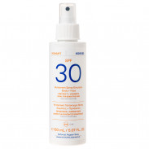 Korres Yoghurt Sonnenschutz Sprüh-Emulsion für Gesicht & Körper SPF30 150 ml