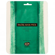 Whamisa Organic Sea Kelp Facial Sheet Mask 35 g