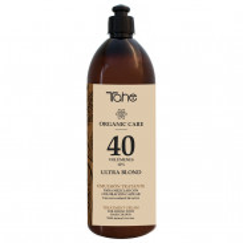 Tahe Organic Care Ultra Blond Developer 40 Vol. 900 ml