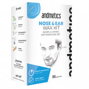 andmetics Nose & Ear Kit Wax 50 g