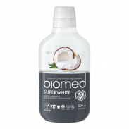 Biomed Mundspülung Superwhite 500 ml